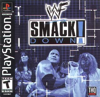 Screenshot Thumbnail / Media File 1 for WWF Smackdown! [NTSC-U]